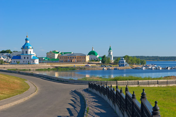 «Самара — Казань — Чебоксары — Мариинский Посад — Самара»  – фото для каталога