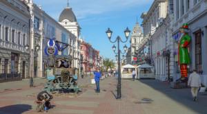 Пешеходная экскурсия по улице Баумана - уменьшенная копия фото №1