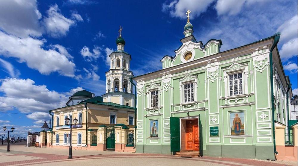 Никольский кафедральный собор - фото №1