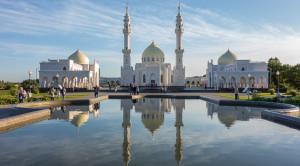 Белая мечеть - уменьшенная копия фото №8