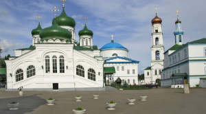 Экскурсия на теплоходе на остров Свияжск и Раифский монастырь - уменьшенная копия фото №7