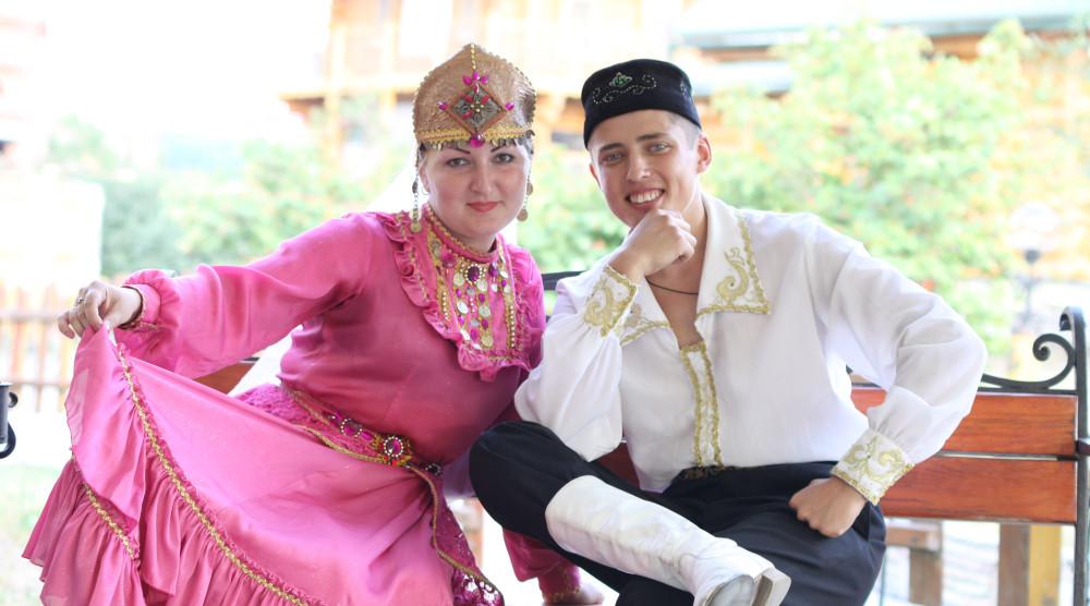 «Казань пятью органами чувств» - экскурсия о татарской культуре - фото №1