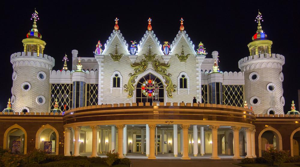 Ночная экскурсия по Казани - фото