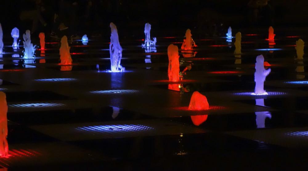 Поющие фонтаны - фото №1