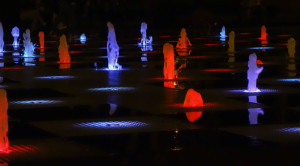 Поющие фонтаны - уменьшенная копия фото №1