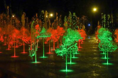 Поющие фонтаны – фото достопримечательности вы увидите на экскурсии