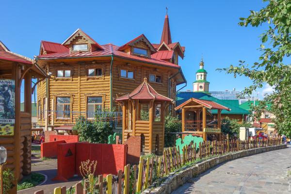 Деревня Туган Авылым