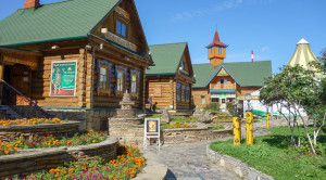 Деревня Туган Авылым - уменьшенная копия фото №4
