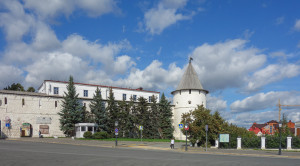 Казанский кремль - уменьшенная копия фото №10
