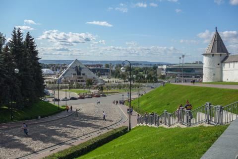 «Нижний Новгород — Казань — Нижний Новгород»  – фото для каталога