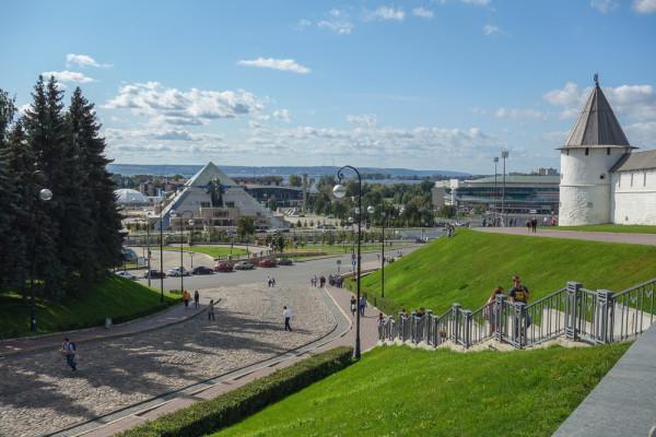 «Санкт-Петербург — Карелия — Казань»  – фото для каталога