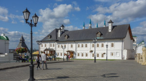 Казанский кремль - уменьшенная копия фото №8