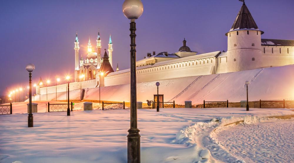 Казанский кремль - фото №1