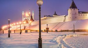 Казанский кремль - уменьшенная копия фото №0