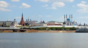 Казанский кремль - уменьшенная копия фото №2