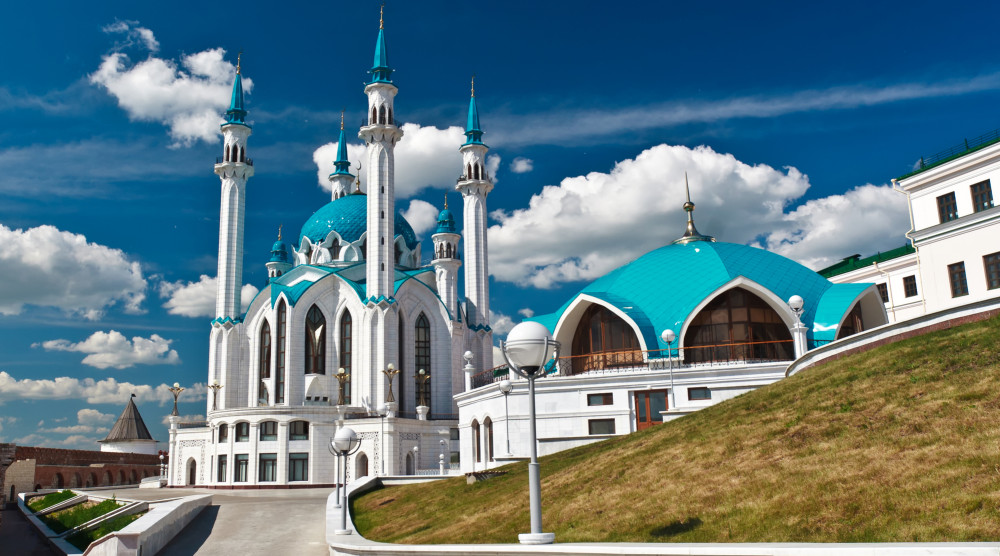Мечеть Кул-Шариф - фото №1