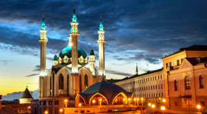 Мечеть Кул-Шариф - уменьшенная копия фото №6