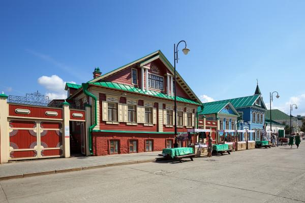 Пешеходная экскурсия по Старо-Татарской Слободе  – фото для каталога