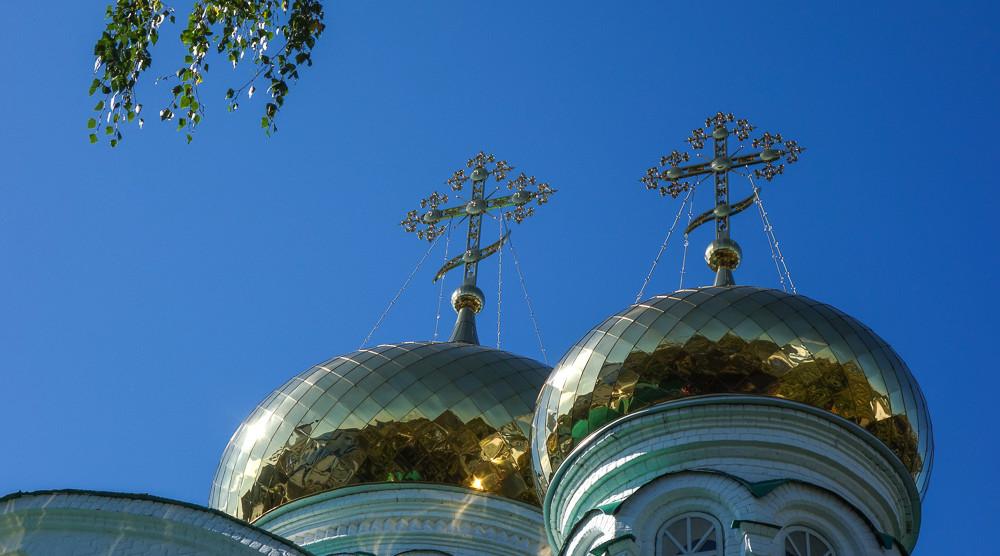 Экскурсия в Свияжск, Храм Всех Религий, Райфский монастырь - фото №1