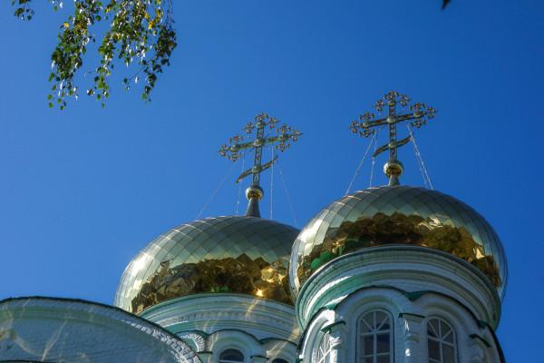 Экскурсия в Свияжск, Храм Всех Религий, Раифский монастырь