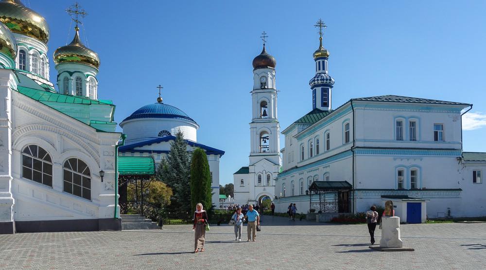 Раифский Богородицкий мужской монастырь - фото №1