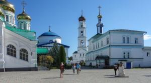 Раифский Богородицкий мужской монастырь - уменьшенная копия фото №1