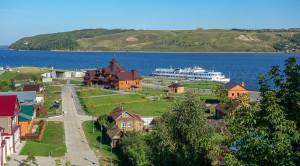 Экскурсия на теплоходе на остров Свияжск и Раифский монастырь - уменьшенная копия фото №4