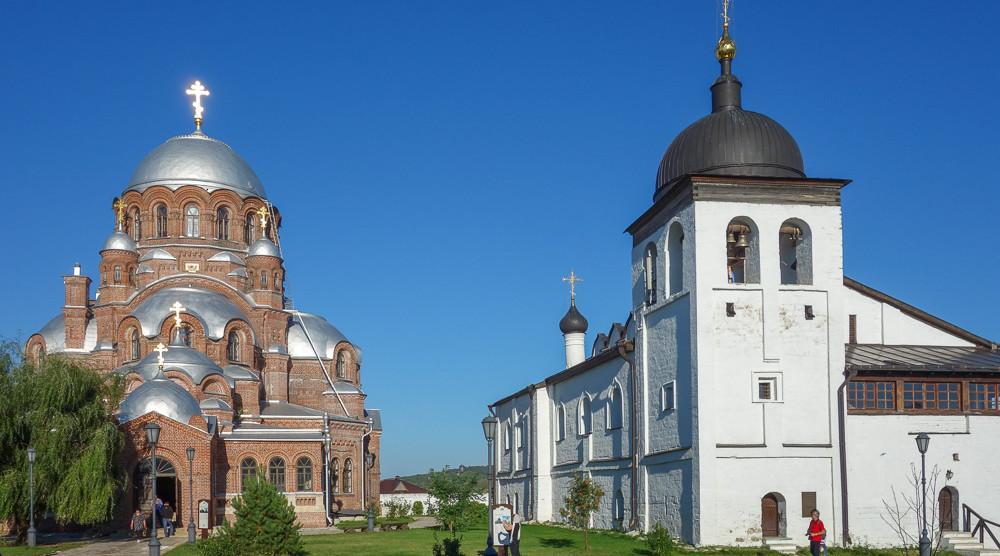 Свияжский Богородицкий мужской монастырь - фото №1