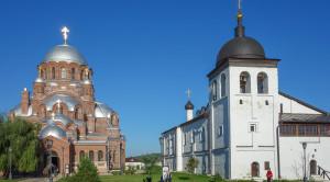 Экскурсия на теплоходе на остров Свияжск и Раифский монастырь - уменьшенная копия фото №5