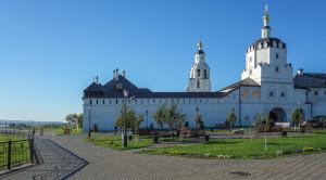 Экскурсия на теплоходе на остров Свияжск и Раифский монастырь - уменьшенная копия фото №6