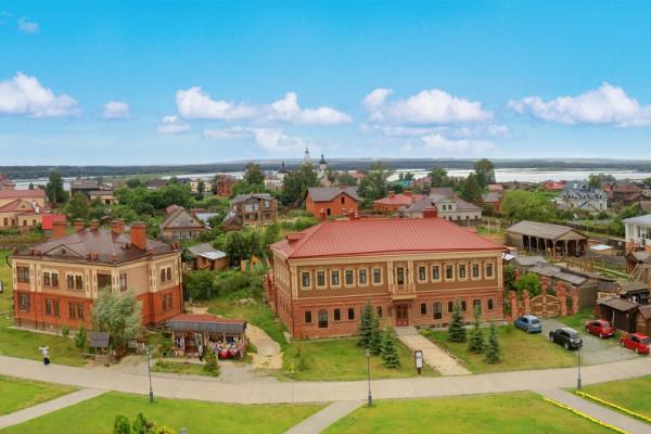 Водная экскурсия в Свияжск и Раифский монастырь  – фото для каталога