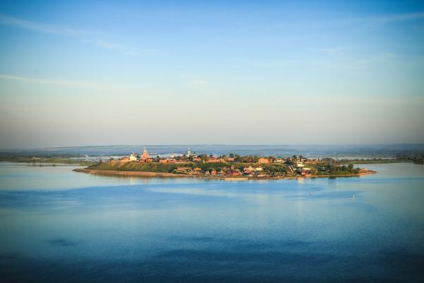 Экскурсия на остров-град Свияжск с посещением Иннополиса  – фото для каталога