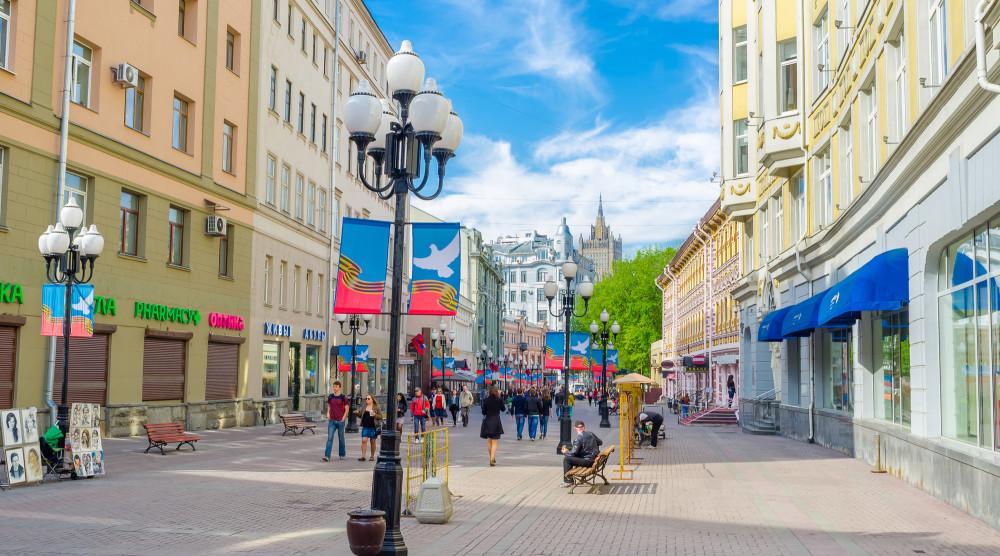 «Столичные выходные» - эконом-тур на 2 дня с экскурсией на «Мосфильм» и пешеходной экскурсией по Поклонной горе - фото №1
