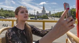 «CITY SIGHTSEEING» - экскурсия по Москве на красном двухэтажном автобусе - уменьшенная копия фото №2
