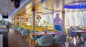 Прогулка по Москве-реке на яхте-ресторане ERWIN Река - уменьшенная копия фото №2