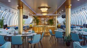 Прогулка по Москве-реке на яхте-ресторане ERWIN Река - уменьшенная копия фото №5
