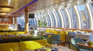 Прогулка по Москве-реке на яхте-ресторане ERWIN Река - уменьшенная копия фото №4