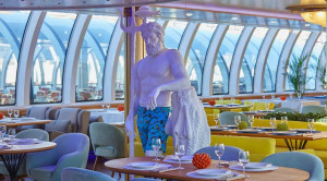 Прогулка по Москве-реке на яхте-ресторане ERWIN Река - уменьшенная копия фото №8