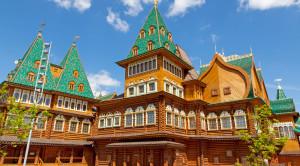 Экскурсия «Царская резиденция – Коломенское» - уменьшенная копия фото №1