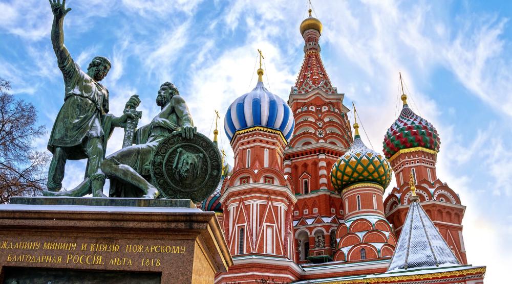 «Моя Москва» - автобусная обзорная экскурсия по Москве - фото №1