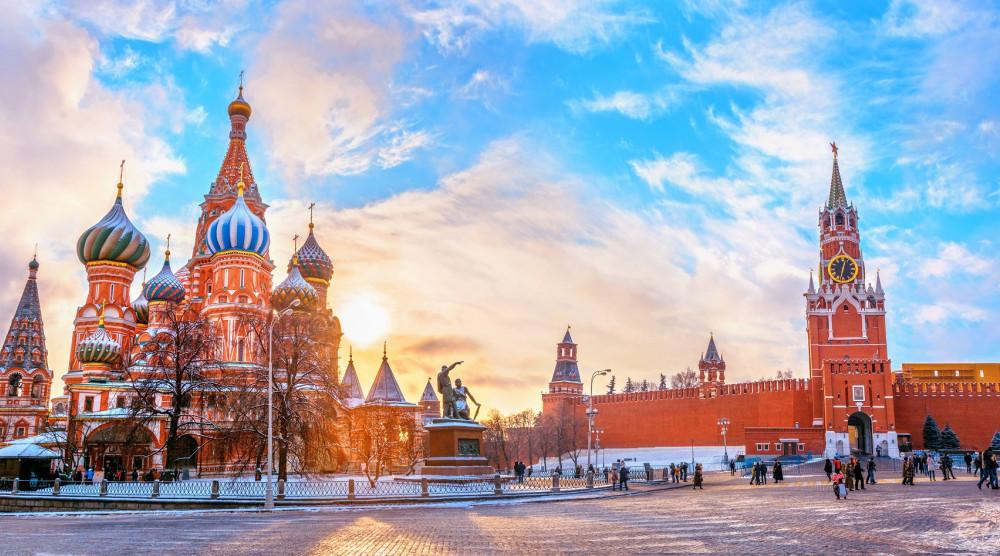 Московский кремль  - фото №1