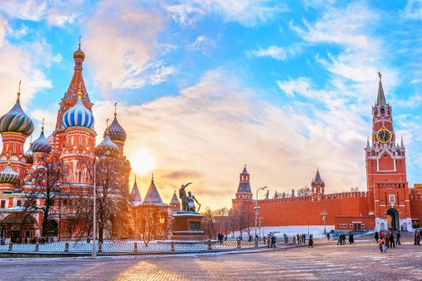 «Романтика Москвы» - экскурсионный тур на 3 дня