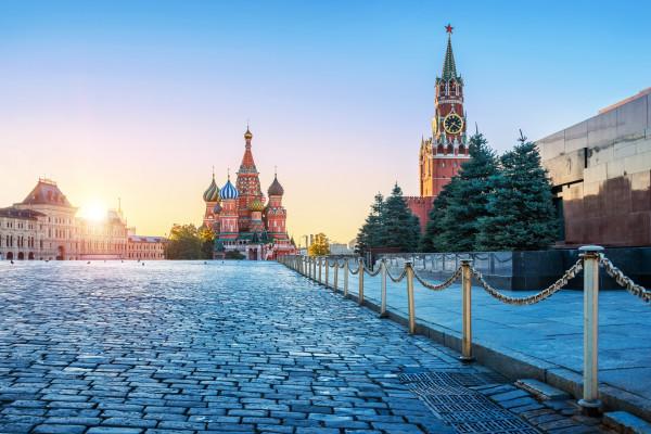 Обзор достопримечательностей Москвы  – фото для каталога
