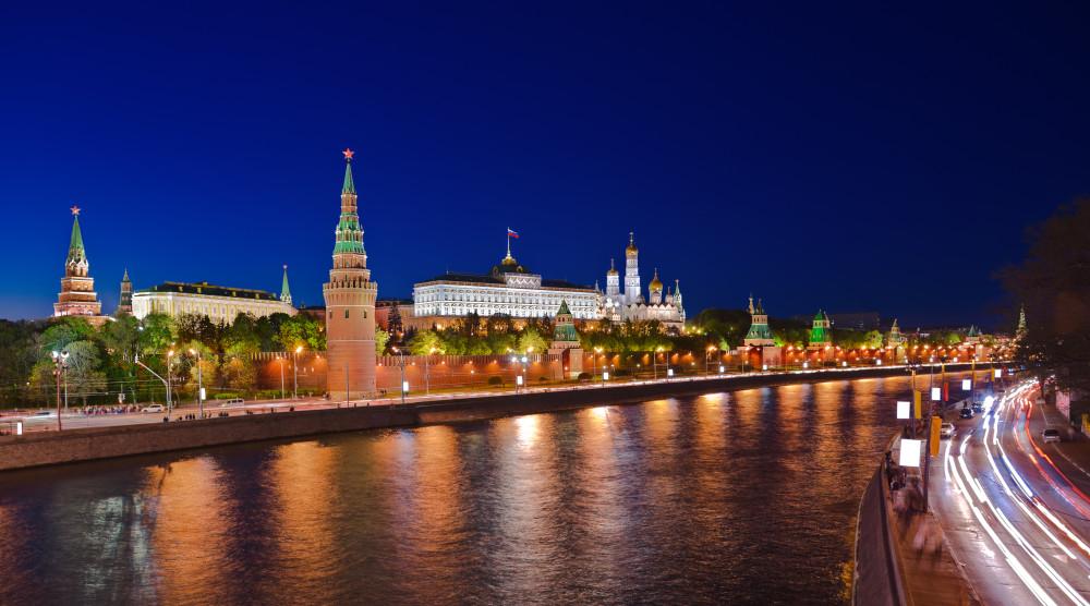 Ночная автобусная экскурсия по Москве «Огни ночной Москвы» - фото №1