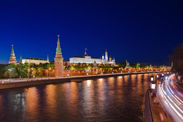 Ночная автобусная экскурсия по Москве «Огни ночной Москвы»
