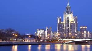 Салют в честь «Дня России» с борта теплохода - водная прогулка по Москве - уменьшенная копия фото №2
