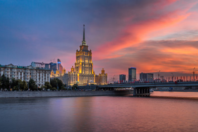 Гостиница «Украина» – фото достопримечательности вы увидите на экскурсии