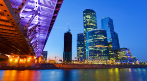 «Огни большого города» - обзорная экскурсия по ночной Москве - уменьшенная копия фото №6
