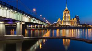 Ночная автобусная экскурсия по Москве «Огни ночной Москвы» - уменьшенная копия фото №8