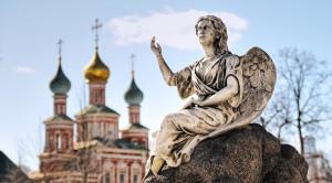 Новодевичий монастырь - уменьшенная копия фото №2